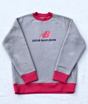 New Balance Aime Leon Dore New Balance fleece crewneck pullover XL