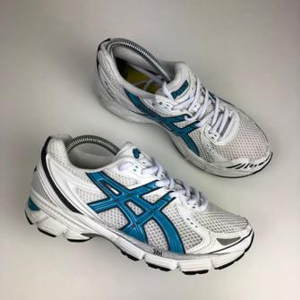 Vintage Asics Gel Plus Running Vintage Shoes US 8 Eu 39