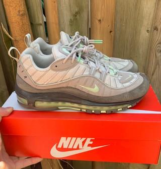 Nike Air Max 98 Vast Grey Mint