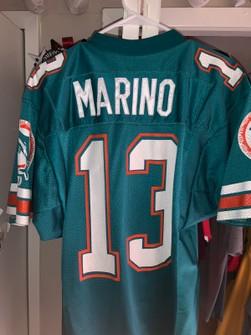 NFL Dan Marino Jersey