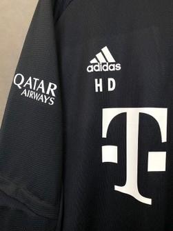 Adidas FC Bayern Munich 2020/2021 Adidas Training Jersey