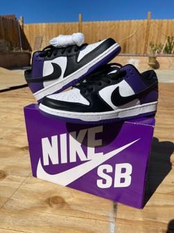 Nike Nike SB Dunk Low Court Purple
