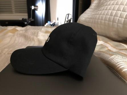 Men and Women 3D Printed Wild Joey Badass Cowboy Hat Black