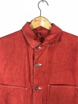 Vintage Trans Continents Japanase Brand Four Pocket Denime Jacket