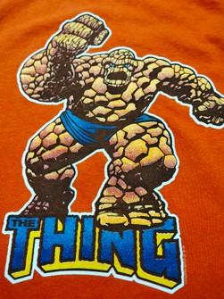 Vintage Original 90\u2019s Marvel \u201c Fantastic Four \u201c Fictional Superhero Cartoons Movie T-Shirt