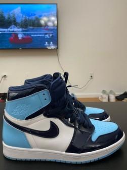 "Jordan Brand Air Jordan 1 Retro High "" Unc Patent (W)"