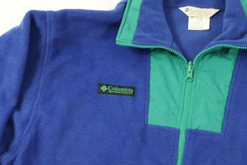 NOS Vtg 90s Columbia Spell Out 2 In 1 Snowboard Parka Jacket Teal Mens XL Tall