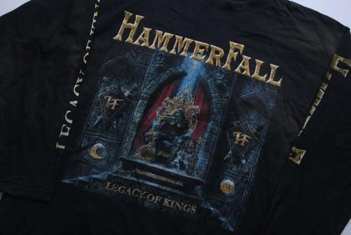 Vintage 1998 Stratovarius Hoodie Vtg 90s 1990s Heavy Power Metal Crewneck Helloween Avantasia Hammerfall Iced Earth Running Wild Angra Edguy