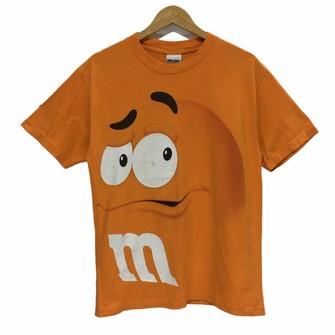 Vintage M/&M Chocolate Candies Big Logo Sweatshirt Size M