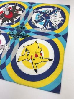 Vintage Pokemon Handkerchief