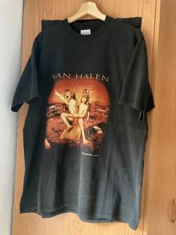 Vintage 90s Van Halen Balance Tour 1995 T-shirt