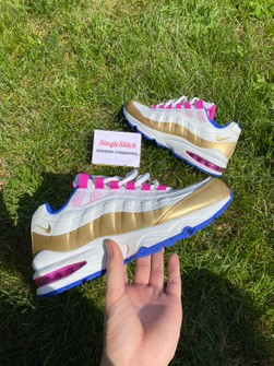 Nike Air Max 95 LE GS 'Peanut Butter & Jelly'