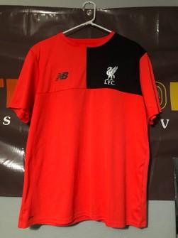 New Balance Liverpool training kit
