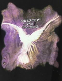 Vintage 90s Emerson Lake /& Palmer ELP English progressive rock band tour concert promo t shirt XL
