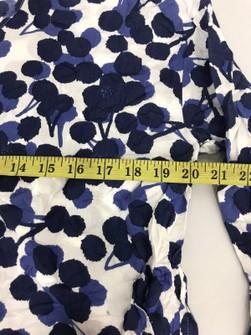 MEGA SALE!! Vintage Natural Laundry Long Tee T-shirt Floral Polkadot Blouse Inspired Designer Unisex Wear Streetwear Fits Size M L i838