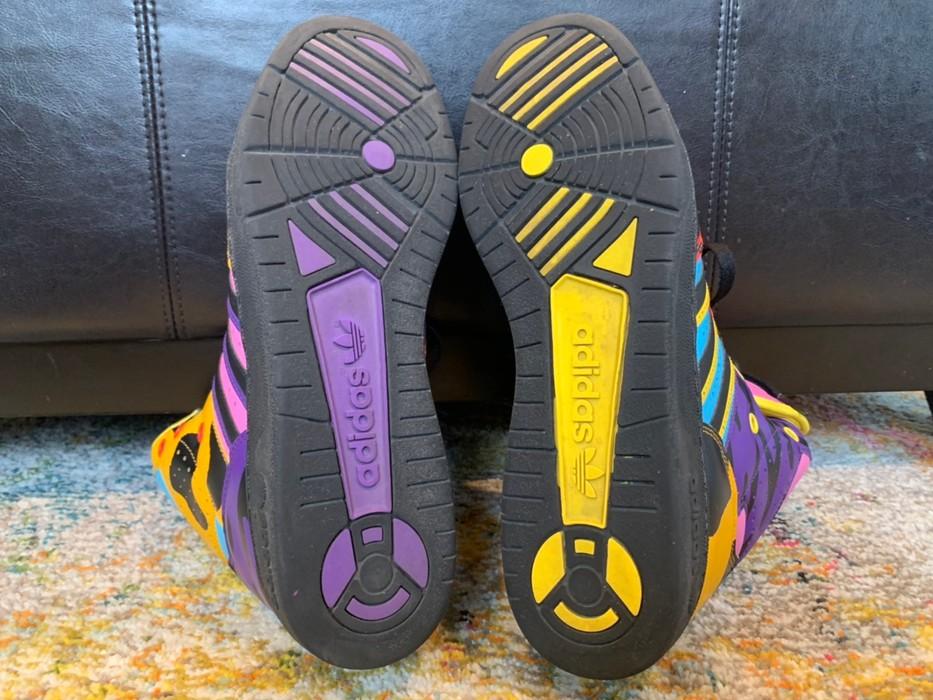adidas Originals x JEREMY SCOTT JS Instict Hi Sz 11