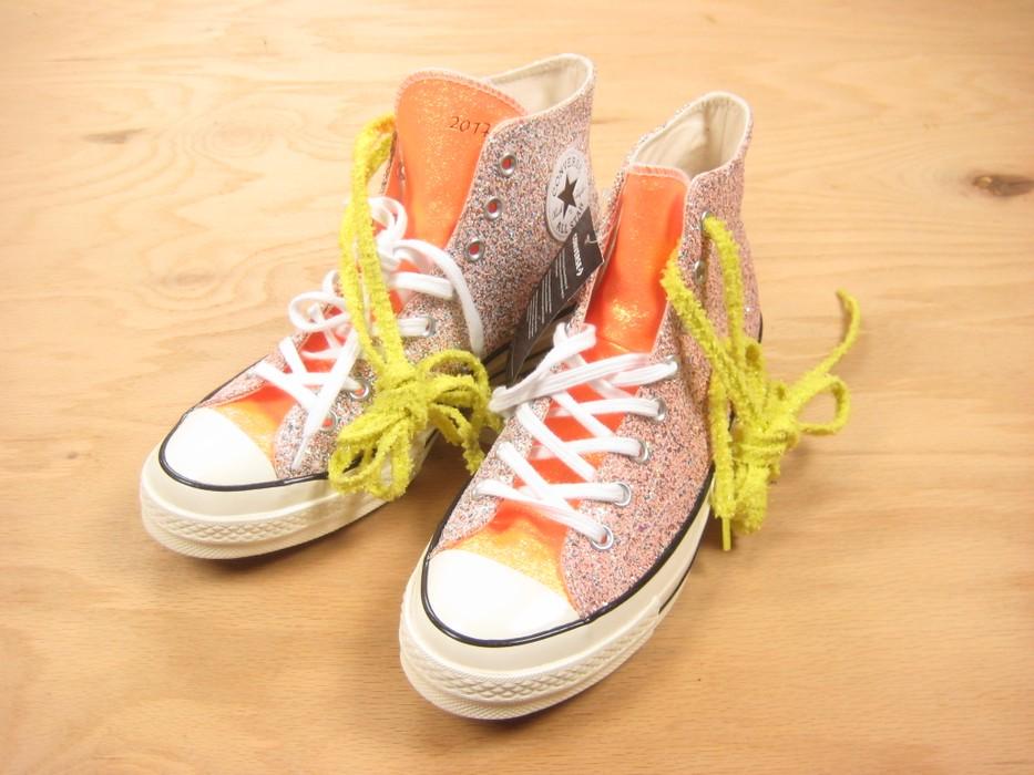 converse cons glitter