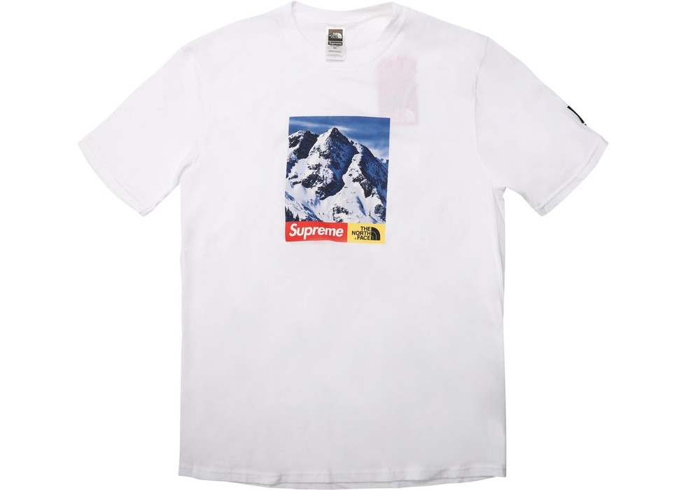 Supreme Supreme / The North Face Mountain tee Size US XL / EU 56 / 4