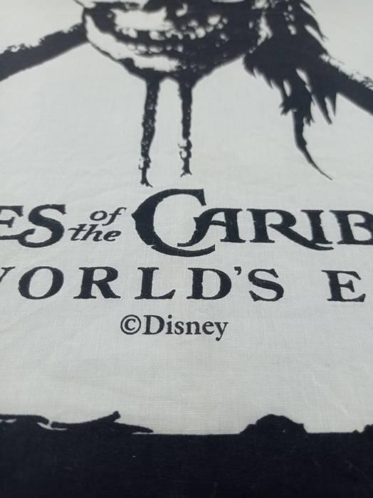 Vintage Pirates of the Caribbean Disney Handkerchief