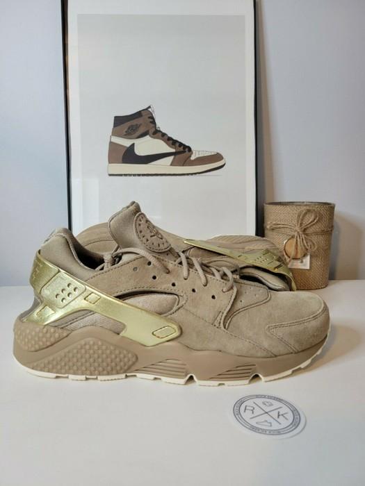 Nike Nike Air Huarache Run Gold Rush