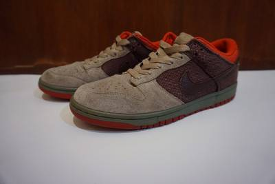 ellos Simplificar suficiente  Men's Dunk Low Cl Reed | Boulder-Chile Red-Cly Green from Nike | Grailed