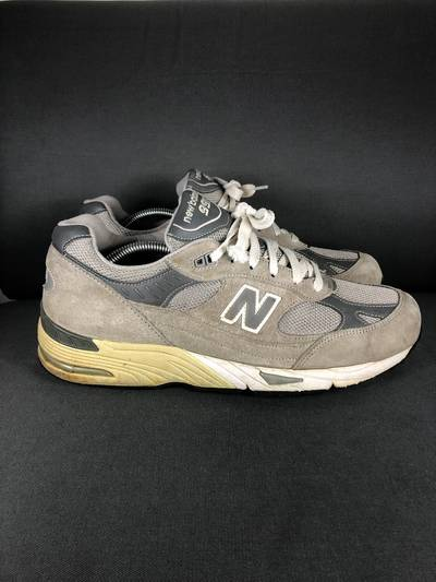 Men S 991 Made In Usa From New Balance Grailed