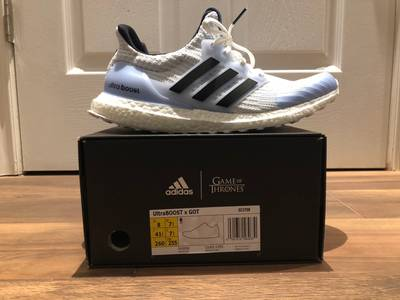 Game Of Thrones x UltraBoost 4.0 'White Walkers'