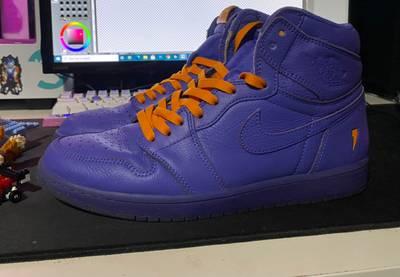 Air Jordan 1 Retro High OG G8RD Rush Violet Gatorade Pack, Grape