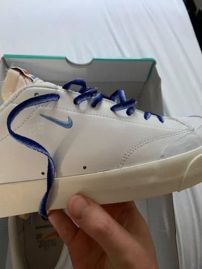 Desmantelar cueva Extraordinario  Men's Quartersnacks x SB Blazer Low XT White from Nike, Quartersnacks |  Grailed