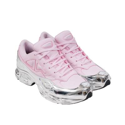 Ozweego Mirrored Clear Pink