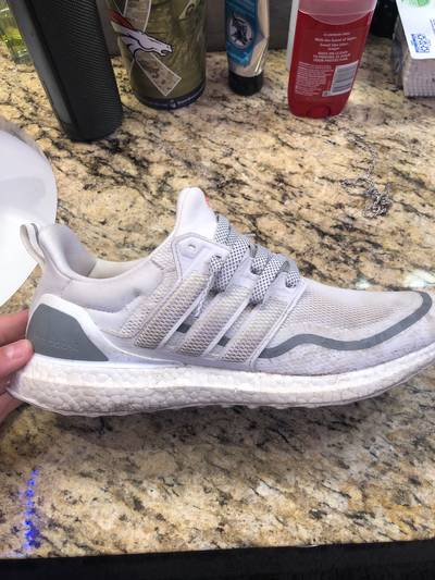 Ultraboost Reflective Crystal White