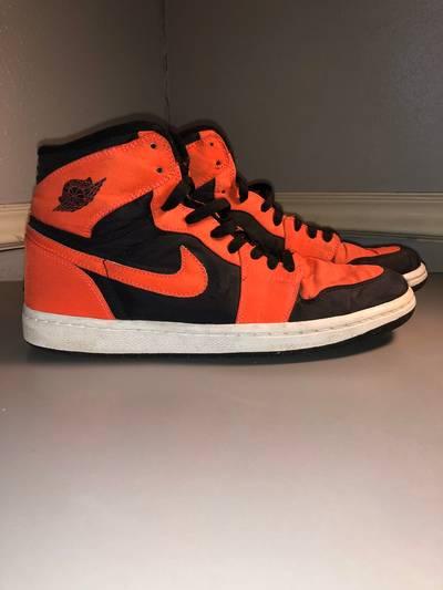 air jordan 1 retro high orange
