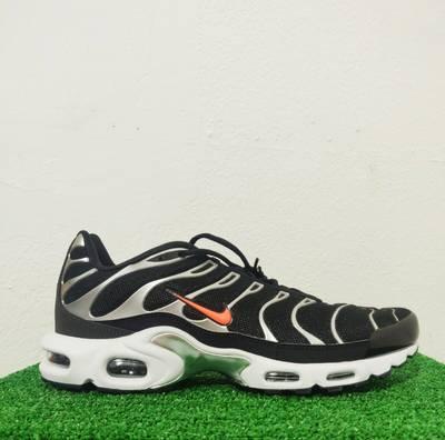 Men S Air Max Plus Black Orange From Nike Grailed