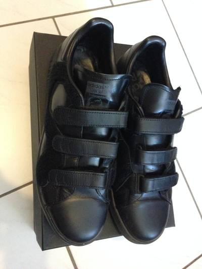 Raf Simons x Stan Smith Comfort Badge 'Core Black'