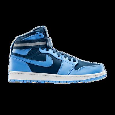 Men's Air Jordan 1 High Strap French Blue from Jordan Brand   Grailed