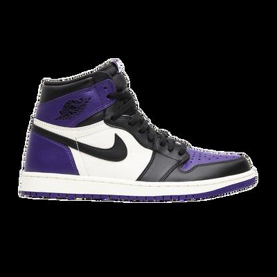 air jordan 1 purple high
