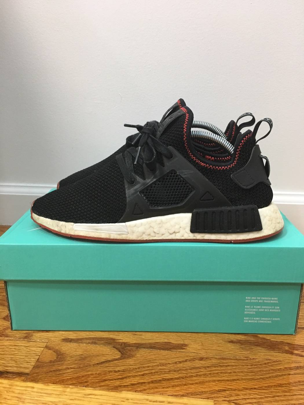 on sale b5fef b9ee0 Adidas Nmd XR1 Bred Colorway Size 8 - Low-Top Sneakers for ...