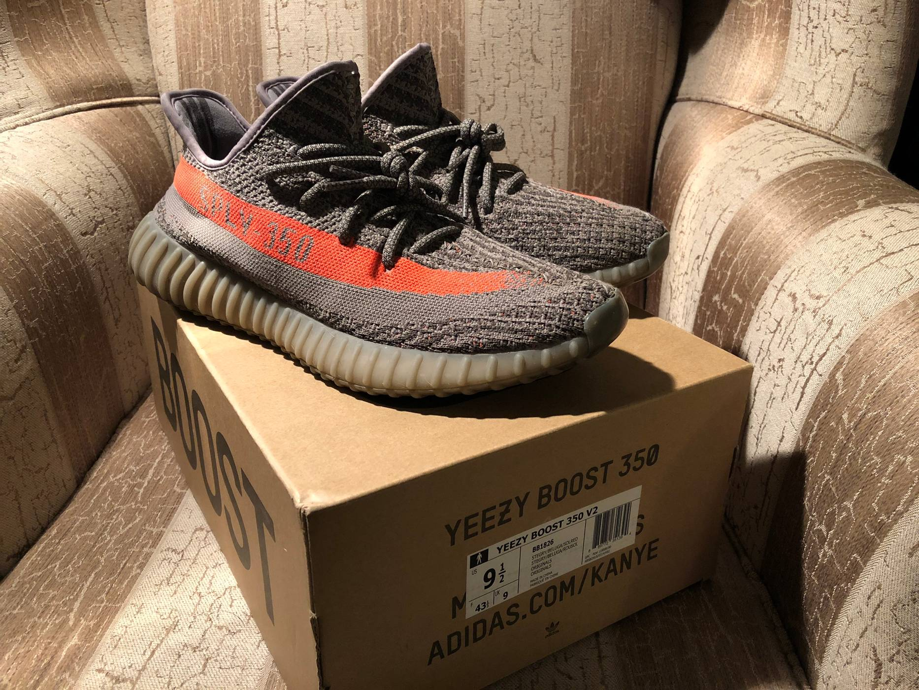 5256edad611e6d Yeezy Boost 350 V2 Beluga 1.0 - Size 9.5 for sale - RedFlagDeals.com ...