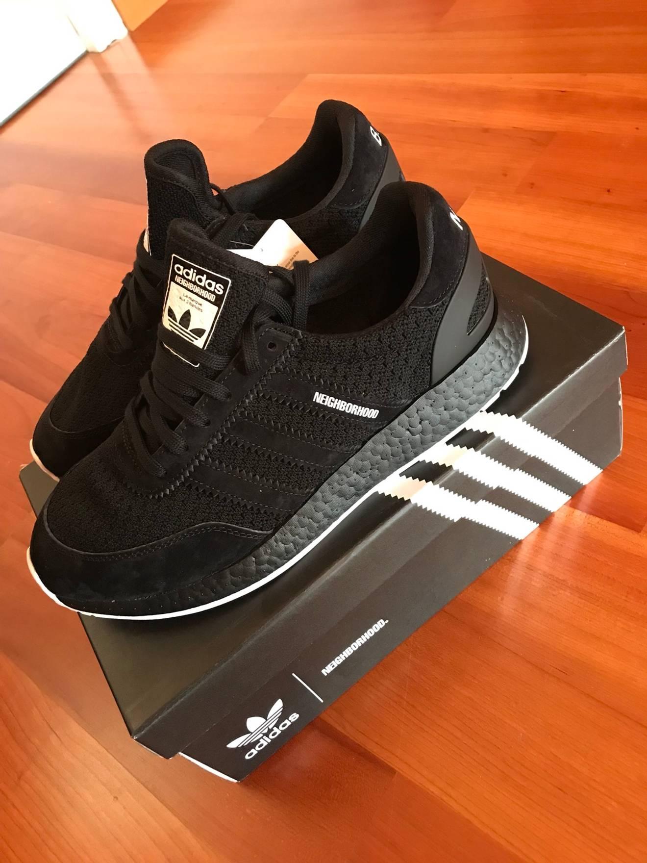 premium selection ed36a 0e6e2 Adidas Adidas X Neighborhood Iniki Consortium Size 9.5 - Low ...