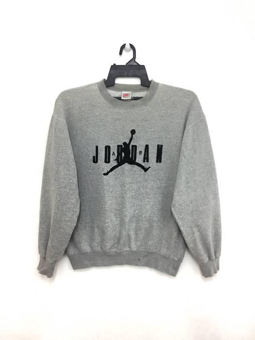 8a7d355ebe3813 Jumper Nike Pullover Sweatshirt Air Vintage 90 s Jordan nPpw0YqP