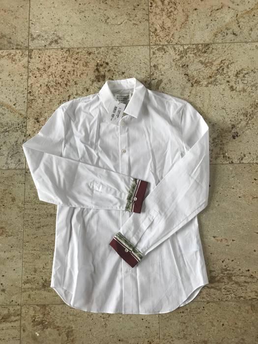 Button Cuff Size 42 Maison 44 Print Margiela Fox Up 40 41 M Silk 0Xnk8wPO