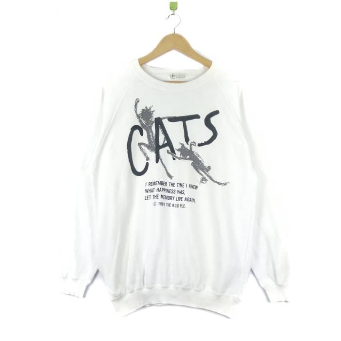 Cats l Crewneck Sweatshirt Sweatshirts Movie Pullover Jumper Size oeWQCrxdBE