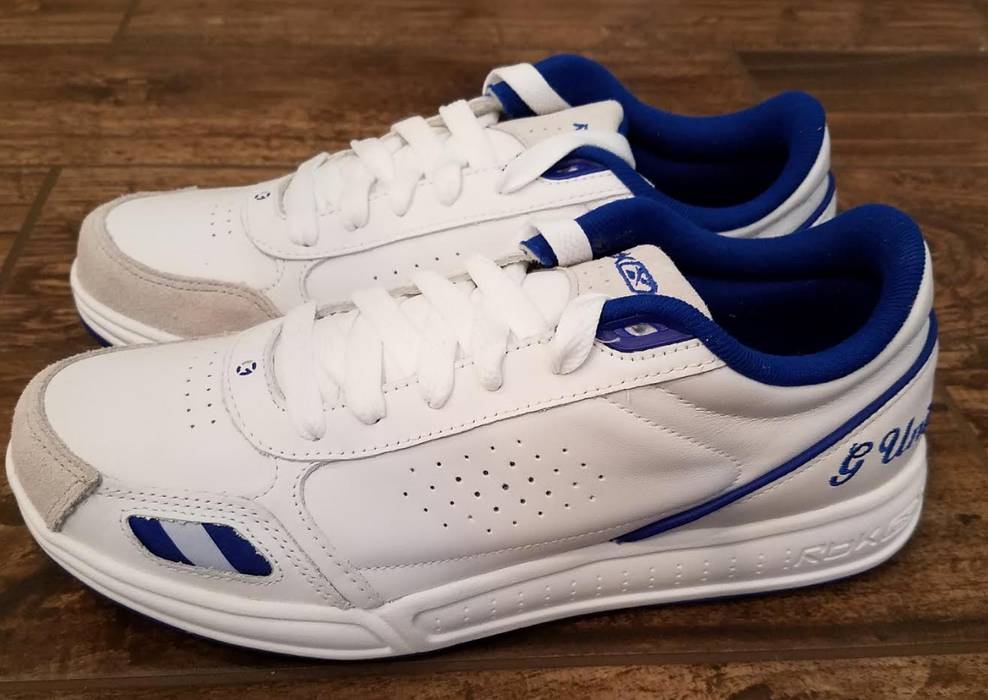 Gunit For 9 Sneakers G6 Top ShoesblueSize Low Reebok 50 Cent c35AqSRjL4