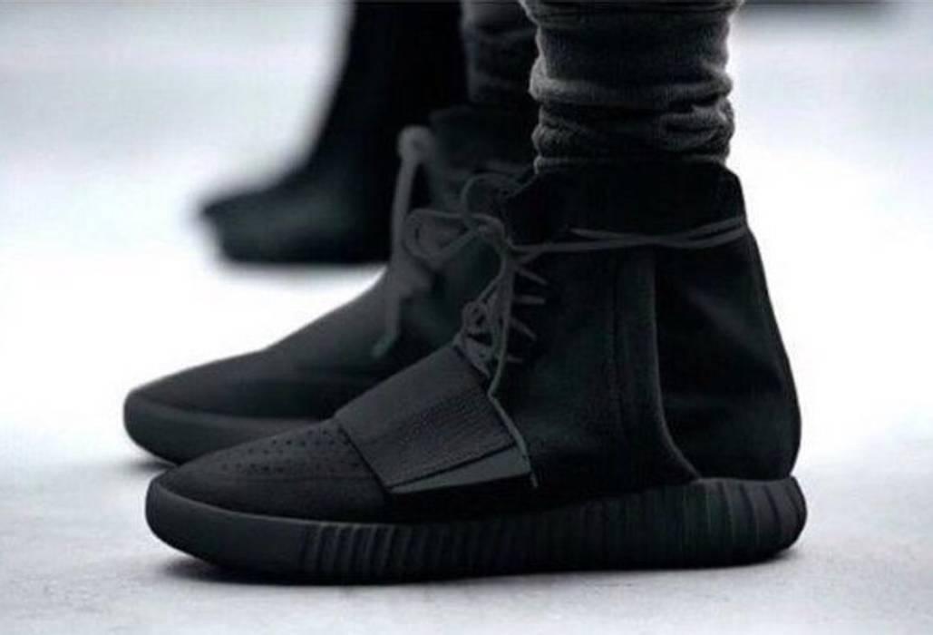 Black 14 Yeezy Adidas Sneakers Size 750 Hi Top Boost PwXtXqrp