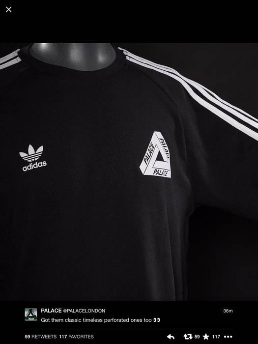 L Long Size final Palace Drop Ls For T Adidas Sleeve X Shirts xgqYxw61F