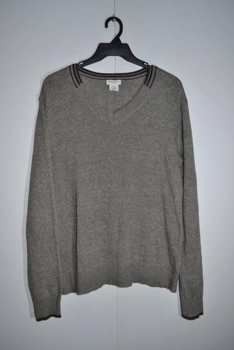 V Dries Size M Van Sweater Noten Wool Linen Cotton Neck Runway qr8fq