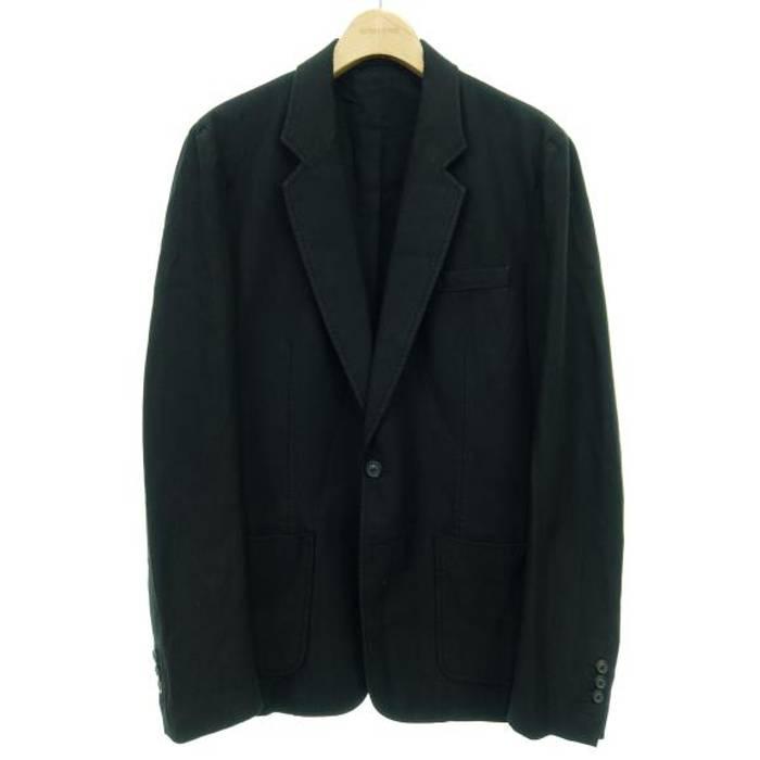 Solid M 48 Black Tailored Margiela Size Us Long Eu Color Maison Jacket Sleeve avZIxxqw7