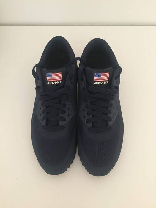 Blue Nike Qs Max Independence Usa Hyperfuse Air Navy Day 90 rwrqxIznHP
