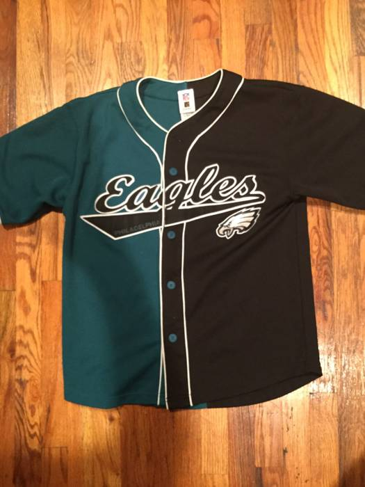 0a32d B7677 Eagles Philadelphia Jersey Vintage Shopping