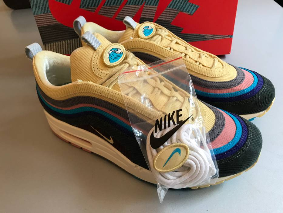 official photos 9fd66 6a0cf 8 Nike Size Sean 197 Wotherspoon 5 Sneakers Air Max Top For Low YqY6HR